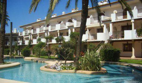 Inmobiliaria Lex sortea un fin de semana en un apartamento en Dénia