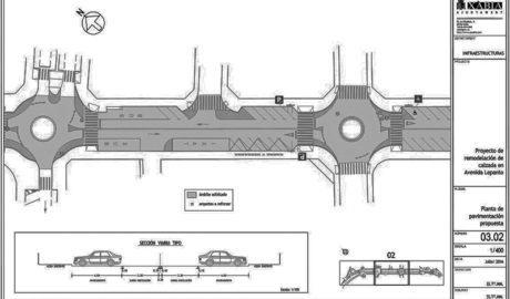 La rehabilitación de la avenida Lepanto costará a Xàbia 72.000 euros