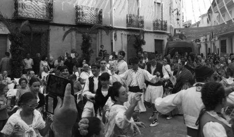 Sesenta años de batalla urbanística en Calp a través de 30 fotografías