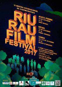 Riurau Film Festival: Proyección de Films de Ficción -Xàbia- @ Riurau d'Aunada, Xàbia