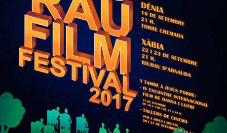 Riurau Film Festival: Proyección de Films de Ficción -Xàbia-