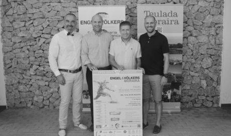 El pádel de élite se da cita en Teulada-Moraira con el IV Open Autonómico