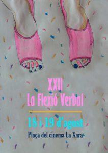 Festival La Flexió Verbal: teatro, cortos, poesía, música... -Dénia-