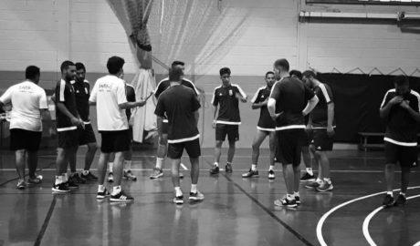 El Dénia Futsal comienza los entrenamientos con el nuevo entrenador, Juanma Bermejillo
