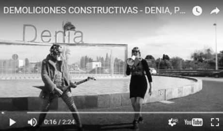 'Dénia, puta callada', el videoclip que encén les xarxes