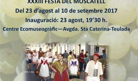 Exposición Teulada Moscatell 2017