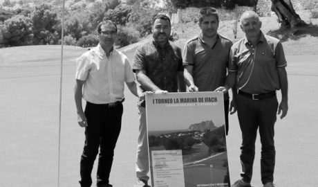 El Club de Golf Ifac organitza un torneig amb el patrocini de Benissa, Teulada i Calp