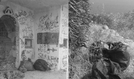 Fiestas y basura en El Greco, la urbanización fantasma que debía haberse demolido hace una década