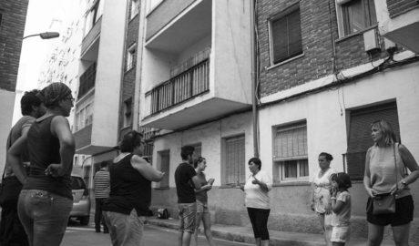 Dénia ordena el desalojo de 10 viviendas en el Grupo Català por riesgo de derrumbe
