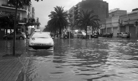 Sólo tres de los 10 municipios calificados con riesgo tienen Plan de Actuación Municipal frente a inundaciones