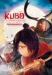 Cinema al carrer: 'Kubo y las dos cuerdas mágicas' Dir.: Travis Knight -Benissa- @ Pl. dels Germans Ivars, Benissa