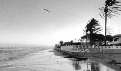 Dénia autoriza la polémica urbanización del Blay Beach, modificada para no invadir el dominio marítimo