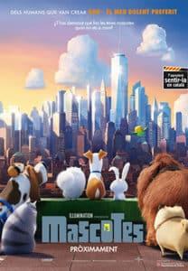 """Cinema: """"Mascotes"""" Dir.: Chris Renaud, Yarrow Cheney -Orba- @ Plaça de la Pilota, Orba"""