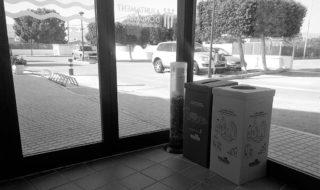 Ondara inunda de papeleras selectivas las dependencias municipales para promover el reciclaje