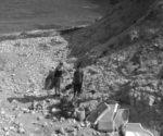 Cien kilos de basura extraídos en un solo día de uno de los paraísos de Xàbia