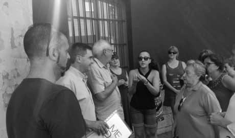 Grimalt pone paz en la revuelta de los contenedores de la avenida de València en Dénia