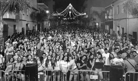 Ondara aumenta un 280% los ingresos por las fiestas de Sant Jaume en dos años