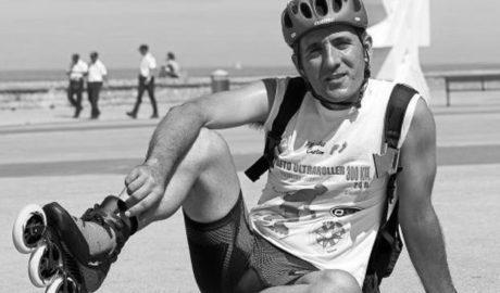 El donostiarra Miguel Manterola intentará unir Castellón-Dénia a patines: 300 kilómetros en 24 horas