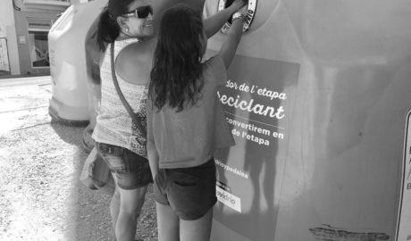 Benitatxell entregarà una figura de vidre reciclat pels veïns al guanyador de l'etapa de la Volta