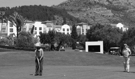 El nombre de Dénia Ciudad Creativa llega hasta San Sebastián gracias a un torneo de Golf