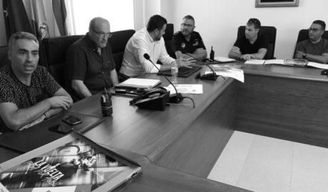 Cien personas reforzarán la seguridad en la etapa de la Vuelta que pasa por Xàbia y acaba en Benitatxell