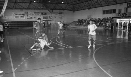 El Dénia Futsal juega bien pero no es suficiente contra el Levante Futsal de Primera División