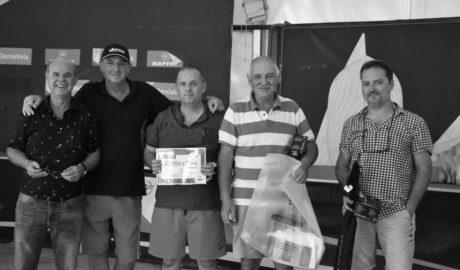 La embarcación Tonet, de Toni Sarch gana el Concurso de Pesca de Especies del RCN Dénia