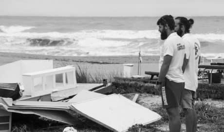 El reto tras el temporal en Dénia: recuperar las playas en tiempo récord