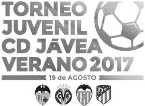 El CD Jávea organiza un torneo juvenil con equipos de la talla del Valencia, Villareal y Atlético de Madrid