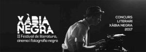 Concurs literari Xàbia Negra 2017