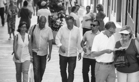 """Ximo Puig: """"En los próximos meses habrá decisiones definitivas"""" para la reversión del hospital de Dénia"""