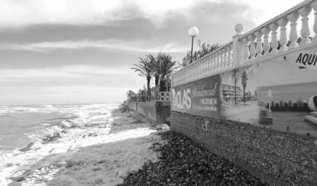 Josep Crespo: «La urbanización en el Blay Beach es una mala noticia para Dénia»