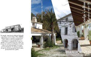 Presentació del nº 6 de la Revista 'Riuralogia' -Calp- @ Saló Blau, Casa de Cultura de Calp