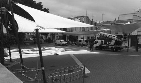 Benissa sigue sin recibir todas las ayudas de la Diputación para reparar los daños por los temporales de principios de año