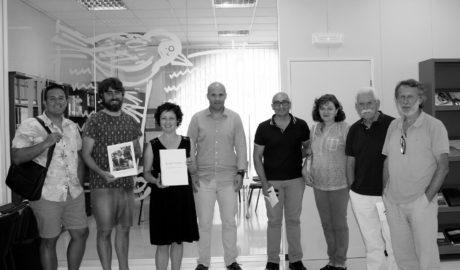 Leandro Sagristà y Josep Marqués, premios Vila de Teulada 2017