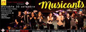 Al Dani Festival: Concert de Musicants -Pedreguer- @ Espai Cultural, Pedreguer