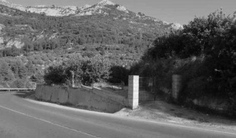 Fallece un ciclista tras salirse de la carretera entre La Llosa del Camatxo y Alcalalí