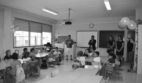 Xàbia se ve obligada a desdoblar clases por el aumento de alumnos