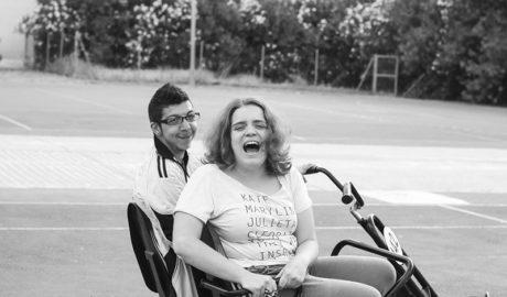 'A por la inclusión', el proyecto de Condenados al Bordillo que da trabajo a seis personas con discapacidad