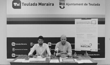 Los vecinos de Teulada podrán proponer proyectos a ejecutar en los presupuestos