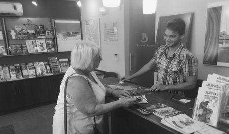 Benissa roza la plena ocupación turística en agosto