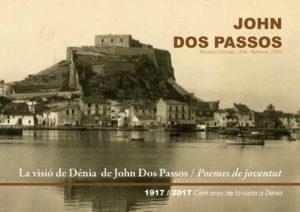 Conferencia de Manuel Vicent sobre la figura y obra de John dos Passos -Dénia- @ Casa Municipal de Cultura, Dénia