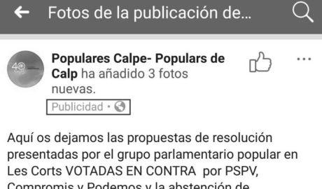 El PSOE alerta de que Calp puede sufrir una «multa millonaria» por el exceso de altura del hotel Suitopia