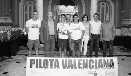 La Escuela de Pilota de Ondara cierra la temporada con 8 premios autonómicos