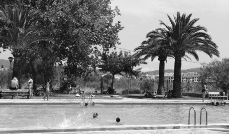 Xaló inicia las obras de mejora de la piscina municipal