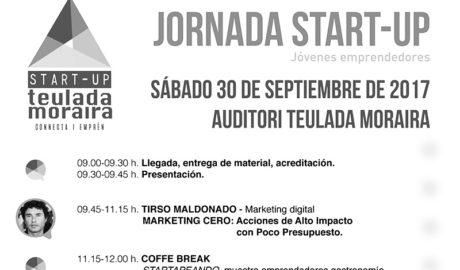 La importancia del marketing digital se discutirá en la II Jornada de Jóvenes Emprendedores de Teulada