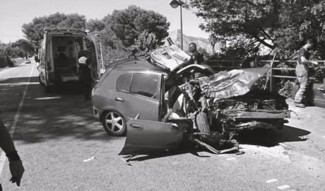 Fallece en un accidente de tráfico una vecina de El Verger