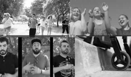 El conmovedor vídeoclip grabado por Aspencat y los alumnos del Raquel Payà de Dénia
