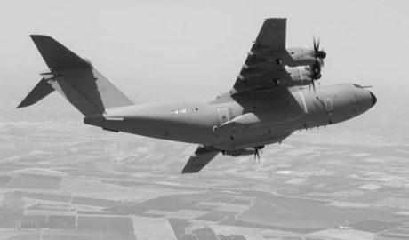 El avión militar que desató la alarma en Dénia