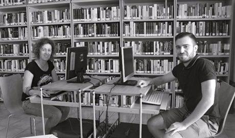 Más de dos libros por habitante en la Biblioteca de Benitatxell